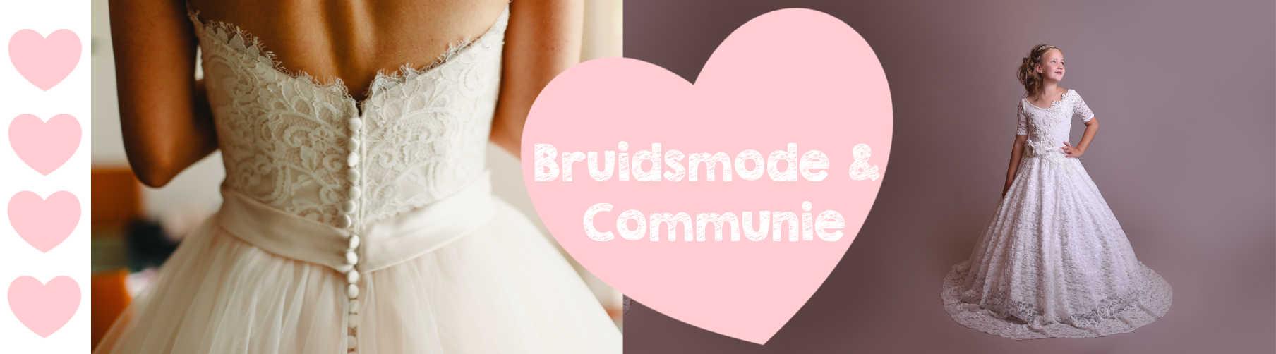 bruidsmode en communie