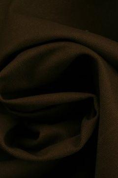 Canvas donker bruin