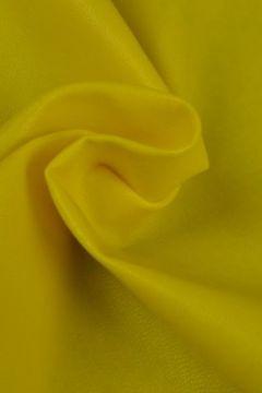 Kunstleer licht geel