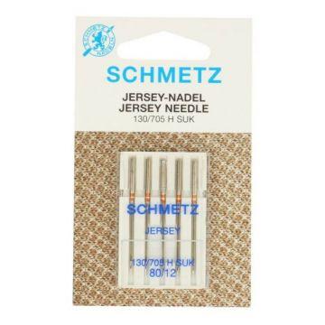 Schmetz Jersey 80/12