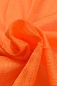 Charmeuse Tricot Voering Oranje