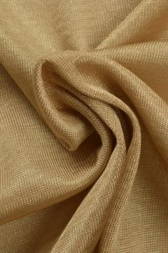 Charmeuse Tricot Voering Zacht Taupe