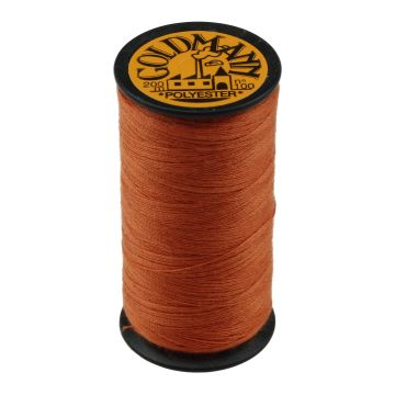 Naaigaren Donker Oranje