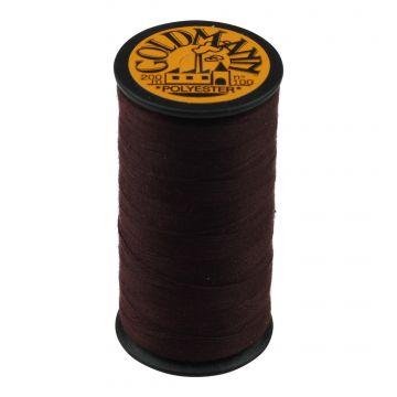 Naaigaren Bordeaux Bruin