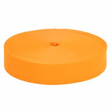 Elastiek Oranje - 25mm