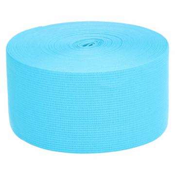 Elastiek Aqua Blauw - 60mm