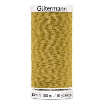 Gütermann Denim-1310 Gold