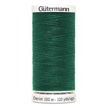 Gütermann Denim-8075 Green
