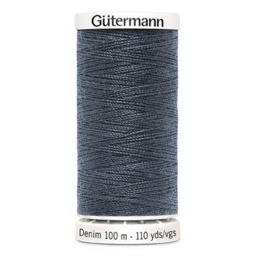 Gütermann Denim-9336 Chique Grey