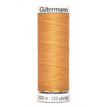 Gütermann 200 meter naaigaren - vintage oranje