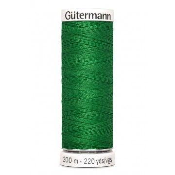 Gütermann 200 meter naaigaren - gras groen