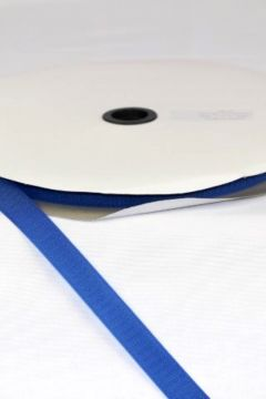 Klittenband - kobalt blauw
