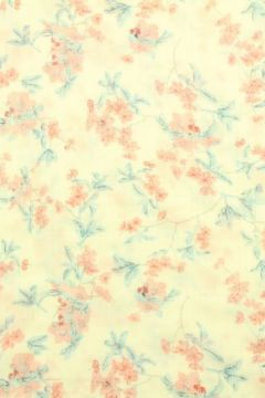 Cotton Viscose - Sweet Sweet Flowers