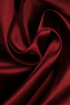 Bordeaux Rode Satijn