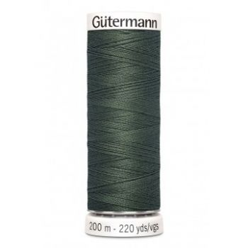 Gütermann 200 meter naaigaren - donker mosgroen