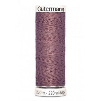 Gütermann 200 meter naaigaren - mauve