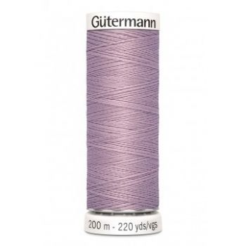 Gütermann 200 meter naaigaren - vintage oud roze