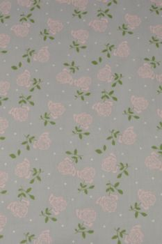 Roses on Grey