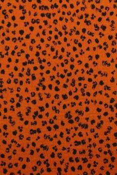 Hydrofiel Stof - Spots Rusty