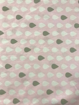 Drops - Light Pink