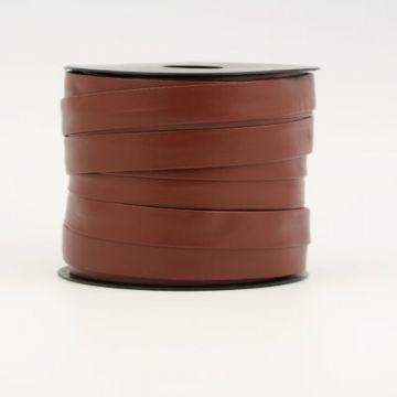 Bruine Biaisband van Kunstleer