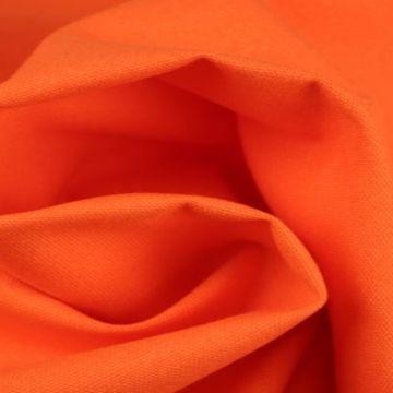 Canvas oranje