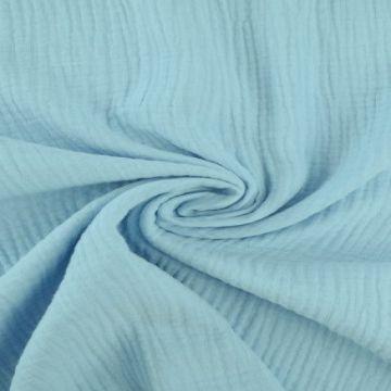 Hydrofiel Doek aqua blauw