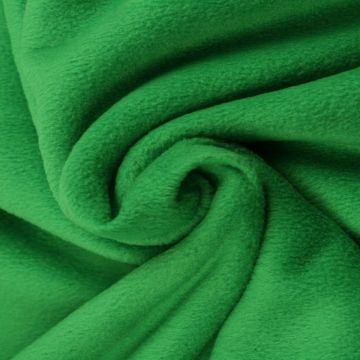 Gras Groene Anti Pilling Fleece