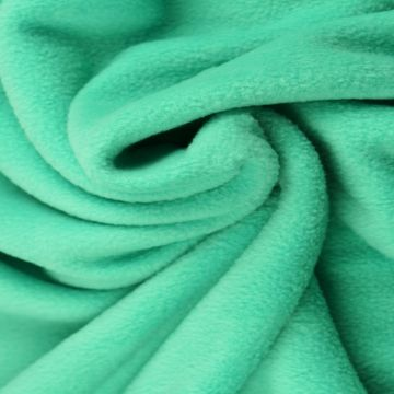 Turquoise Anti Pilling Fleece
