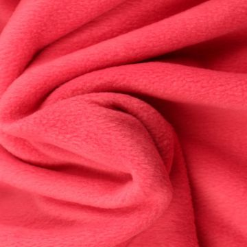 Koraal Roze Anti Pilling Fleece