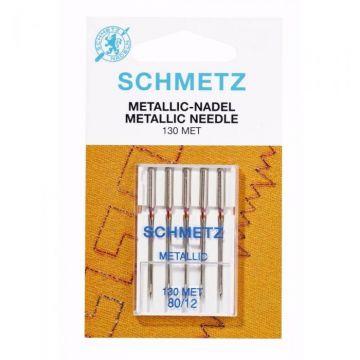 Schmetz Metallic 80/12