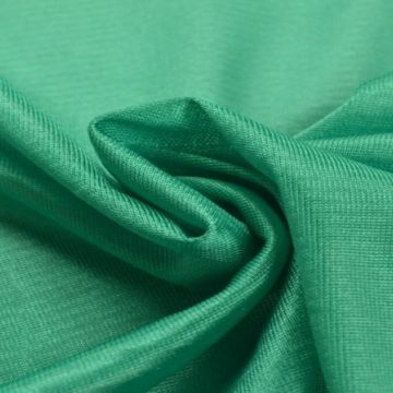 Charmeuse Tricot Voering Turquoise