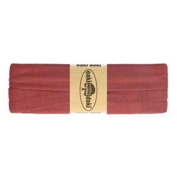 Oaki Doki Biaisband Vintage Rood