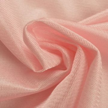 Charmeuse Tricot Voering Oud Roze