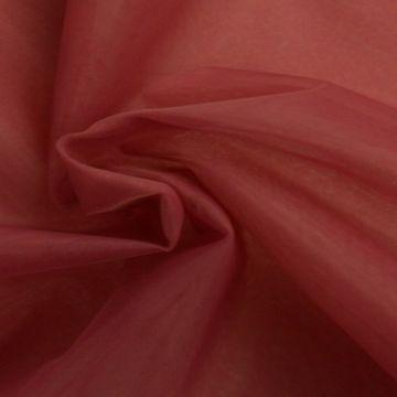 Organza donker oud roze