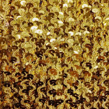 zilver en goud band met glitters