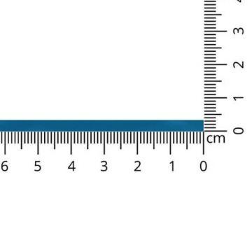 Luxe Satijn Lint 3 mm-83 - Petrol
