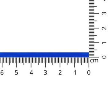 Luxe Satijn Lint 3 mm-89 - Bright Blue