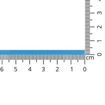 Luxe Satijn Lint 3 mm-235 - Aqua