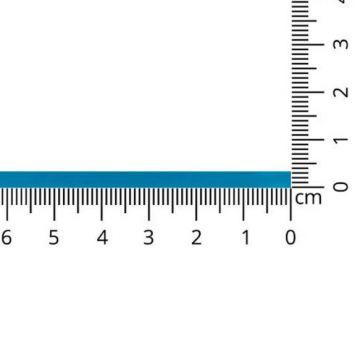 Luxe Satijn Lint 3 mm-303 - Deep Aqua