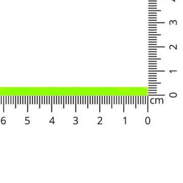 Luxe Satijn Lint 3 mm-996 - Neon Lime