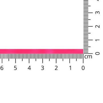 Luxe Satijn Lint 3 mm-999 - Neon Pink