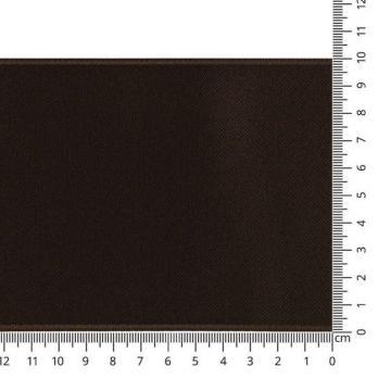 Luxe Satijn Lint 100 mm - 46 - Deep Brown