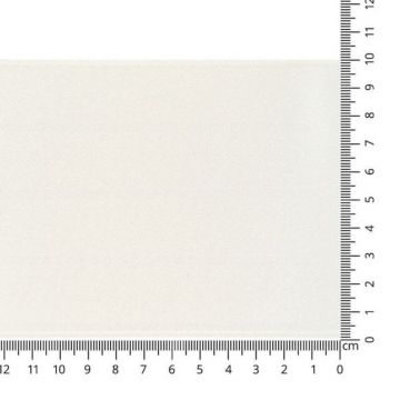 Luxe Satijn Lint 100 mm - 405 - Off White