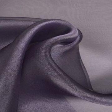 Organza Crystal - Dark Lavender