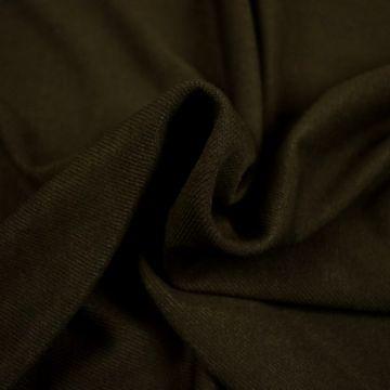 Jersey Denim Look - Darker Brown