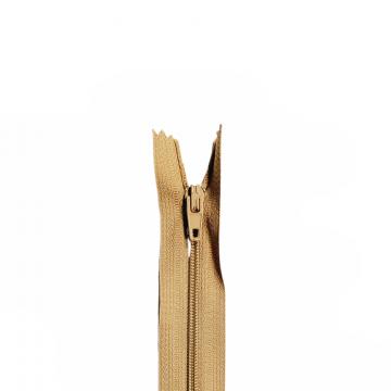 Nylon Rits - Niet Deelbaar - 60cm -23 - Cappuccino