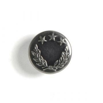 Jeansknoop Zilver