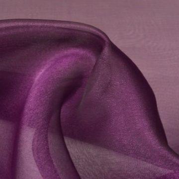 Organza Crystal - Cassis Purple