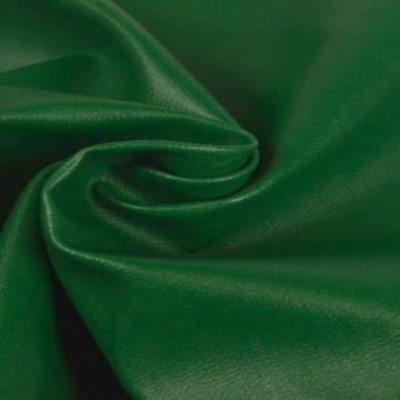 Kunstleer donker groen
